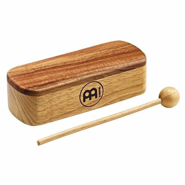 Meinl Meinl Professional Wood Block, Large Rosewood Top