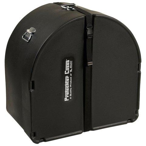 Gator Snare Drum Case; Classic Series Molded PE w/ Foam; 6x14