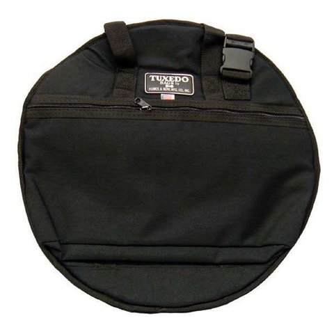 "Humes and Berg 22"" Tuxedo Padded Cymbal Bag w/Dividers"