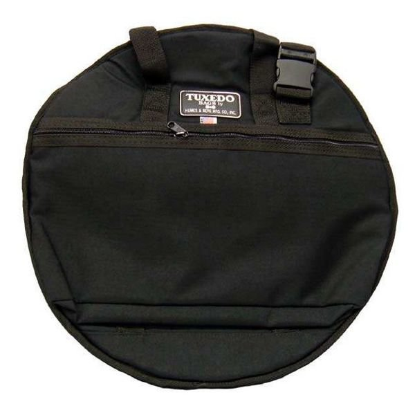 "Humes and Berg Humes and Berg 22"" Tuxedo Padded Cymbal Bag w/Dividers"