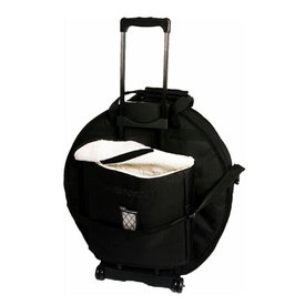 "Protection Racket 24"" Deluxe Cymbal Trolley Bag"