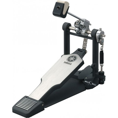 Yamaha Double-Chain Drive Single Bass Drum Pedal with Case Included