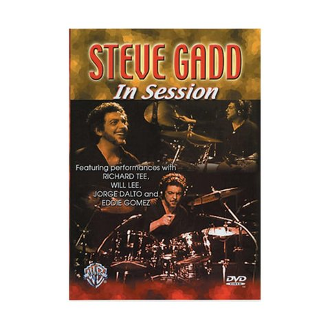 Steve Gadd: In Session DVD