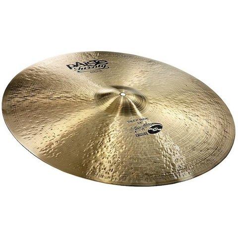 "Paiste Twenty Masters 24"" Deep Ride Cymbal"