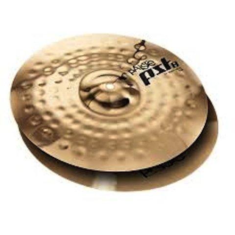 "Paiste PST8 14"" Rock Hats Cymbals"