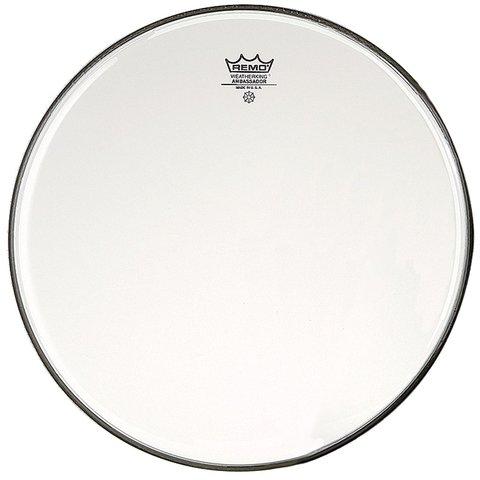 "Remo Clear Ambassador 13"" Diameter Batter Drumhead"