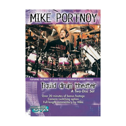Mike Portnoy: Liquid Drum Theater DVD