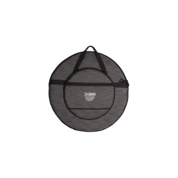 "Sabian Sabian Classic 24"" Cymbal Bag; Heathered Black"