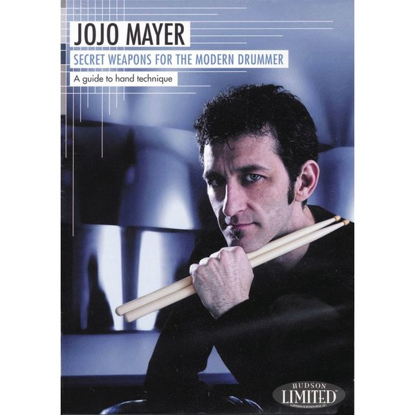 Hal Leonard JoJo Mayer: Secret Weapons For The Modern Drummer DVD