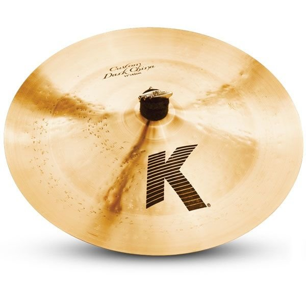 "Zildjian K Custom 17"" Dark China Cymbal"