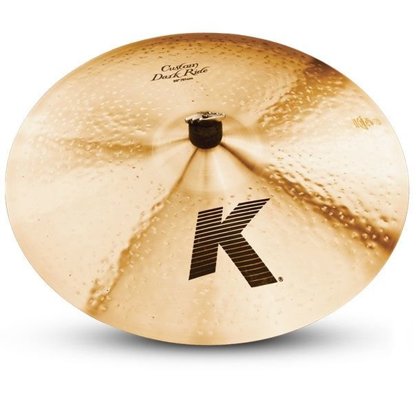 "Zildjian K Custom 20"" Dark Ride Cymbal"
