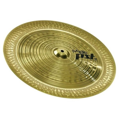 "Paiste PST3 18"" China Cymbal"