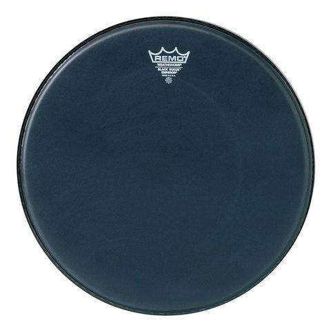 """Remo Black Suede Emperor 20"""" Diameter Bass Drumhead"""