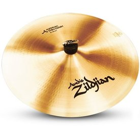 "Zildjian A Series 16"" Medium Thin Crash Cymbal"