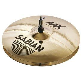 "Sabian Sabian AAX 14"" Brilliant Fast Hi Hat Cymbals"