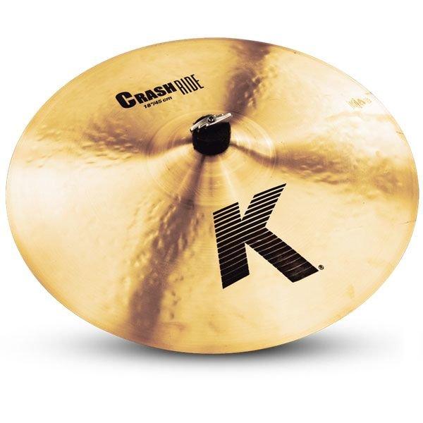 """Zildjian K Series 18"""" Crash Ride Cymbal"""