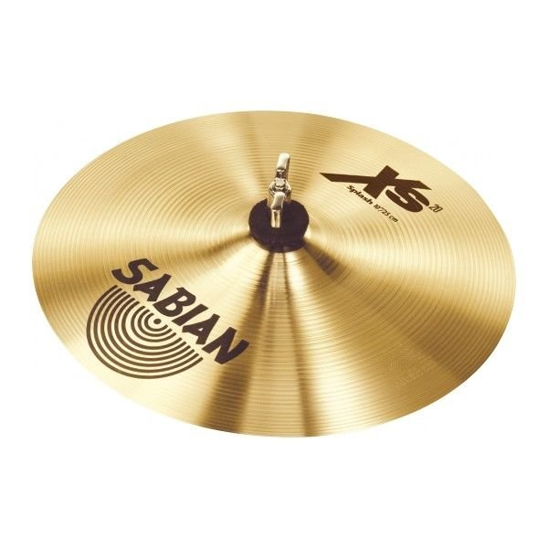 "Sabian Sabian XS20 10"" Splash Cymbal Brilliant"