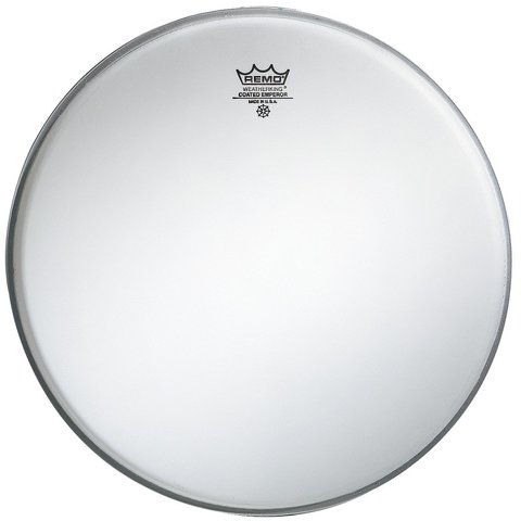 "Remo Coated Emperor 15"" Diameter Batter Drumhead"