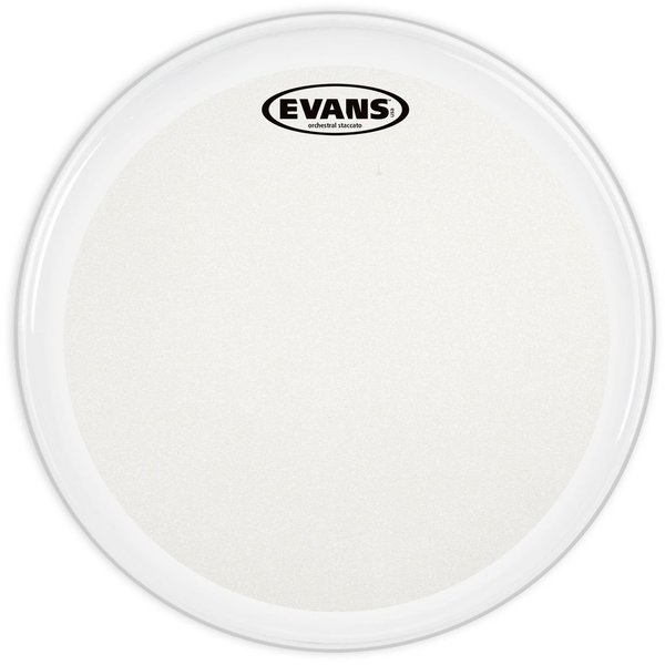 """Evans Evans Orchestral 14"""" Staccato Snare Drumhead"""