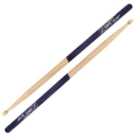 Zildjian 5B Dip Series Wood Purple Drumsticks