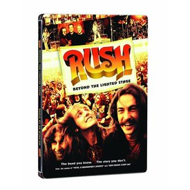Alfred Publishing Rush: Beyond The Lighted Stage DVD