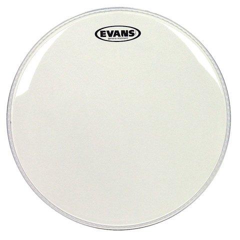 """Evans Genera Resonant Clear 10"""" Tom Drumhead"""