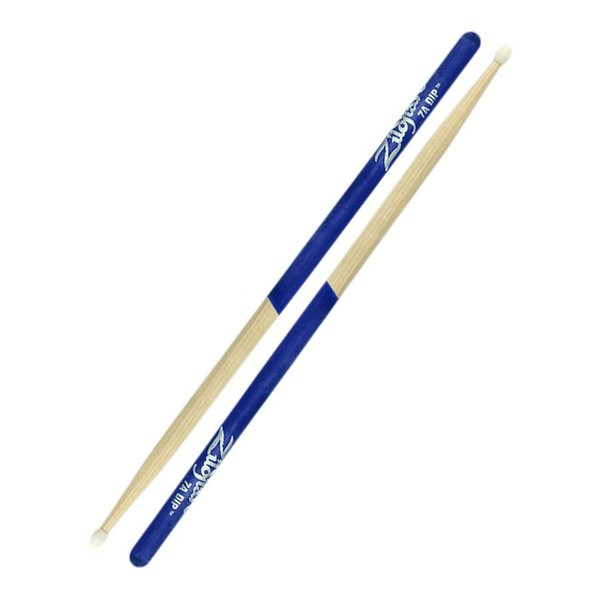 Zildjian Zildjian 7A Dip Series Nylon Purple Drumsticks