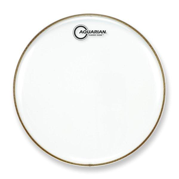 """Aquarian Aquarian Classic Clear Series 13"""" Drumhead"""