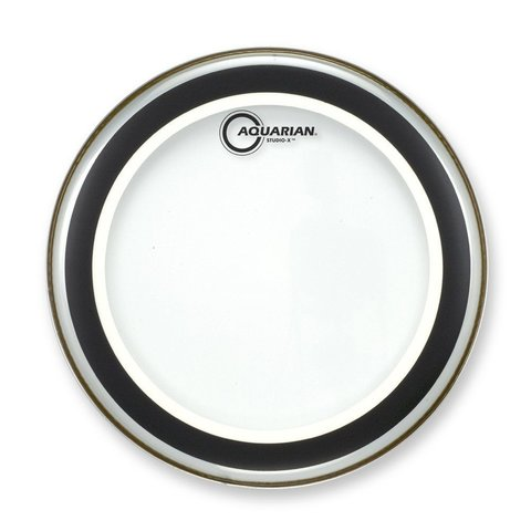 "Aquarian Studio-X Series 15"" Drumhead"