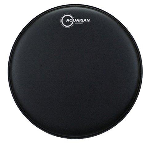 """Aquarian Hi-Impact Series 14"""" Snare Drumhead - Black"""