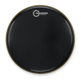 "Aquarian Aquarian Hi-Frequency Series 14"" Thin Drumhead - Black"