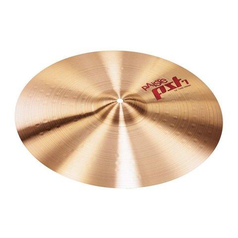 "Paiste PST7 Series 16"" Thin Crash Cymbal"
