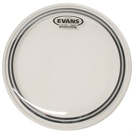 "Evans Evans EC Resonant Clear 14"" Tom Drumhead"