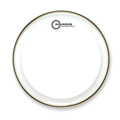 "Aquarian New Orleans Special 14"" Drumhead"