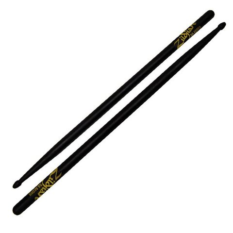 Zildjian 5A Black Acorn Tip Drumsticks