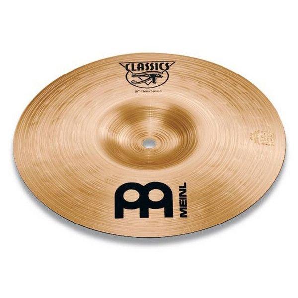 "Meinl Meinl Classics 10"" China Splash Cymbal"