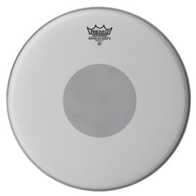 """Remo Remo Coated Controlled Sound x 12"""" Diameter Batter Drumhead - Black Dot on Bottom"""
