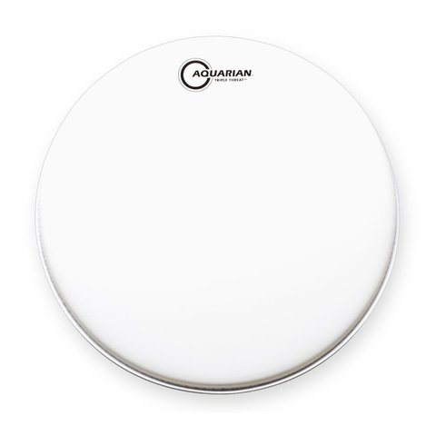 "Aquarian Triple Threat 14"" Snare Drumhead"