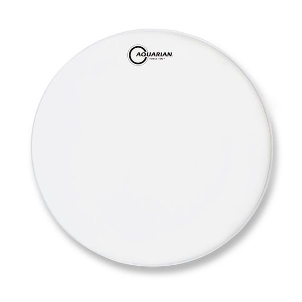 "Aquarian Aquarian Force Ten Texture Coated 13"" Drumhead"