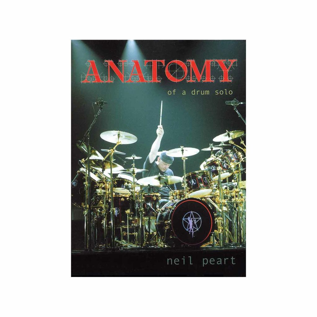Hal Leonard Neil Peart: Anatomy of a Drum Solo DVDVic\'s Drum Shop
