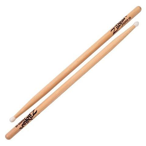 Zildjian 5B Super Nylon Natural Drumsticks