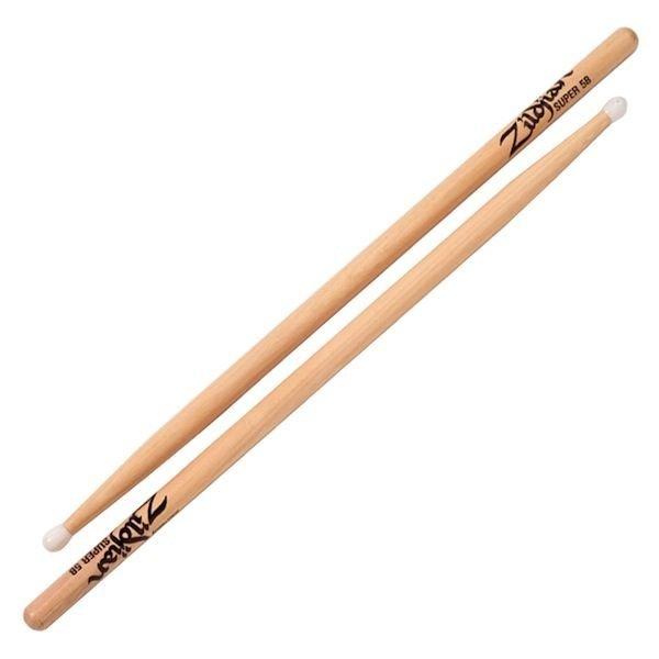 Zildjian Zildjian 5B Super Nylon Natural Drumsticks