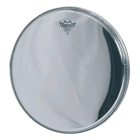 "Remo Starfire Chrome 22"" Diameter Bass Drumhead"