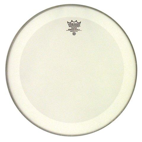 "Remo Coated Powerstroke 4 15"" Diameter Batter Drumhead"