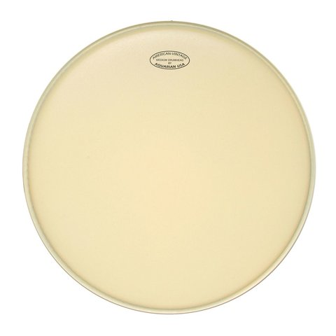 "Aquarian American Vintage 22"" Medium Bass Drumhead"