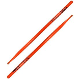 Zildjian Zildjian Artist Series Ronald Bruner Jr. Orange Wood Natural Drumsticks