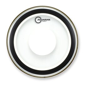 "Aquarian Aquarian Studio-X Series 15"" Drumhead with Power Dot"