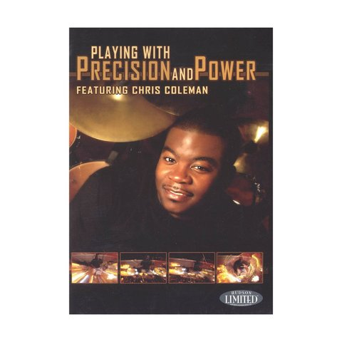 Chris Coleman: Playing With Precision and Power DVD