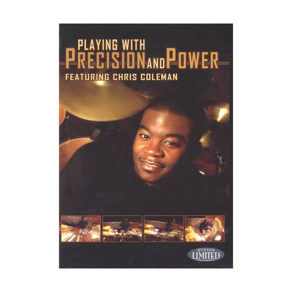 Hal Leonard Chris Coleman: Playing With Precision and Power DVD