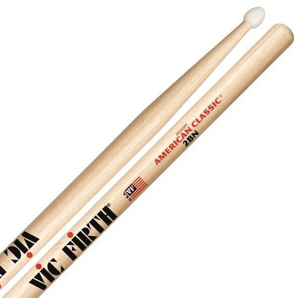 Vic Firth Vic Firth American Classic® 2BN -- nylon tip